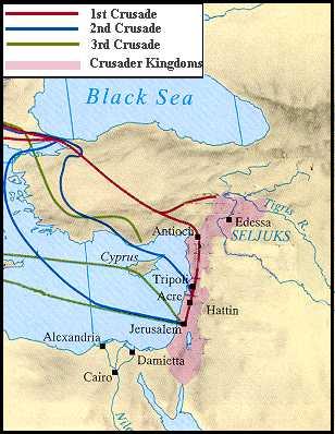 the failure of the crusades essay